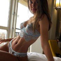 Manuela Amsterdam escort selfie
