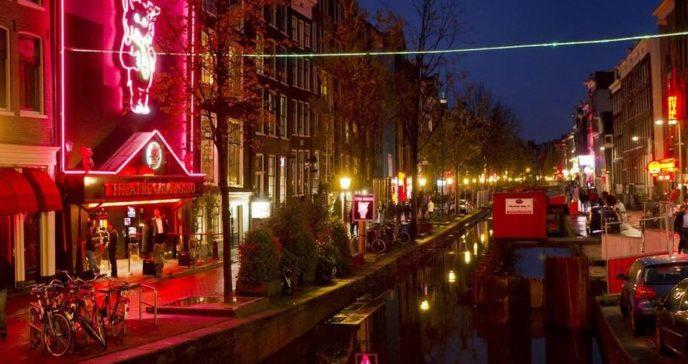 Red Light District Amsterdam Girls Escort