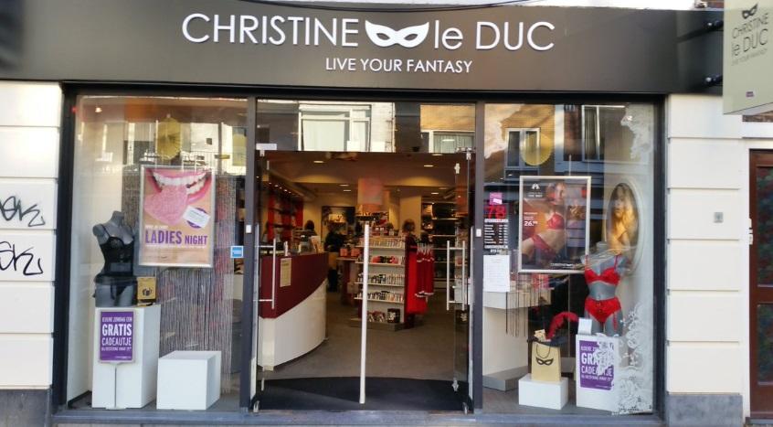 Christine Le Duc Amsterdam