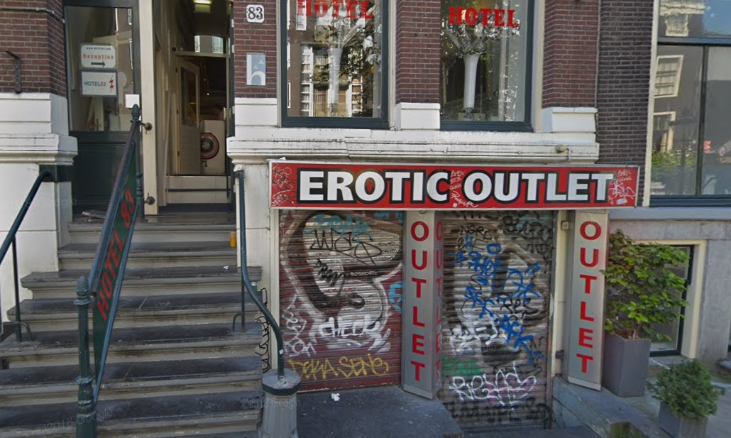 Erotic Discount center Amsterdam