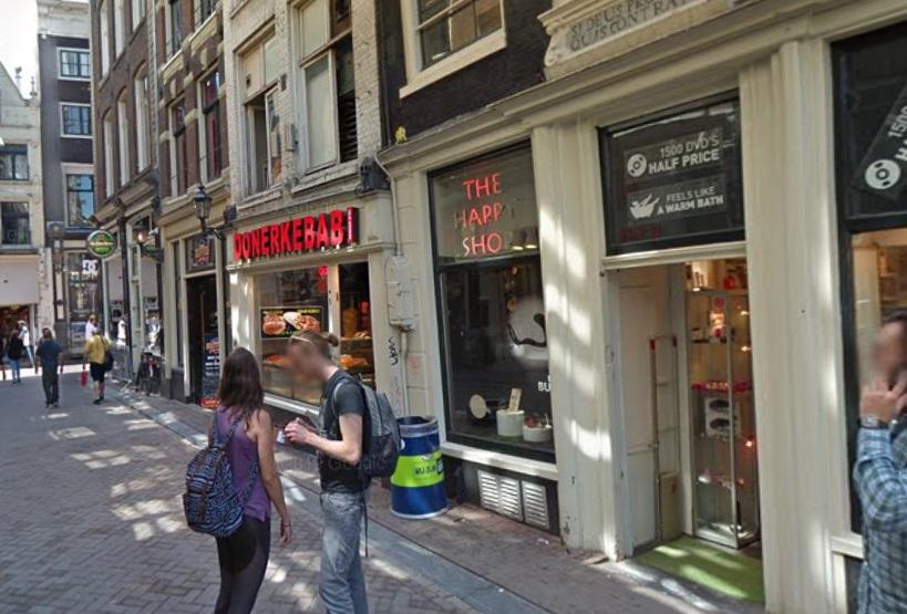 Happy shop amsterdam