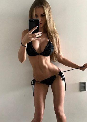 Vivianna Amsterdam escort girlfiend experience