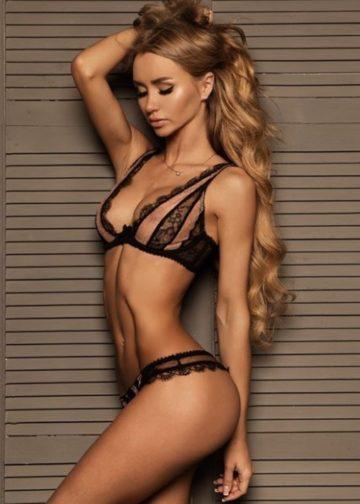 Vivianna Amsterdam escort massage babe